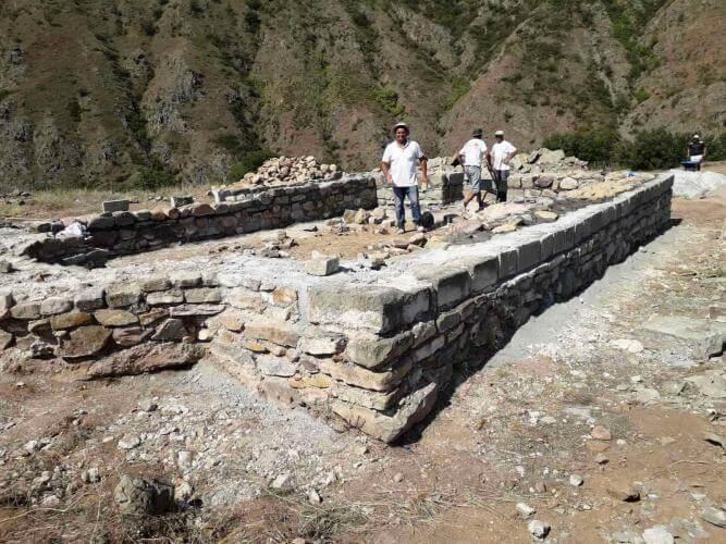 kulturen most niz vekovite културен мкост низ вековите